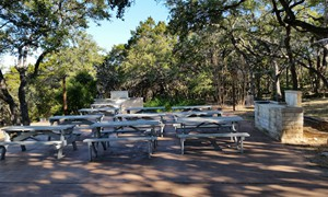 Picnic Area ~ One of Several
